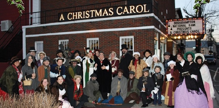 The Port Jefferson Village 21st Annual Charles Dickens
