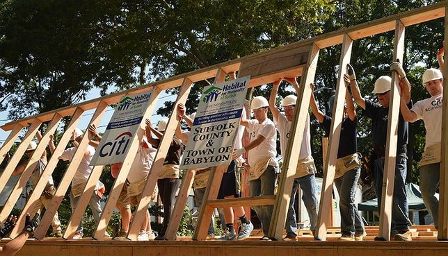 New Single Family Home Construction In Suffolk Long Island