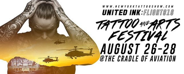 More Exciting Events Added To United Ink Flight 816 Tattoo