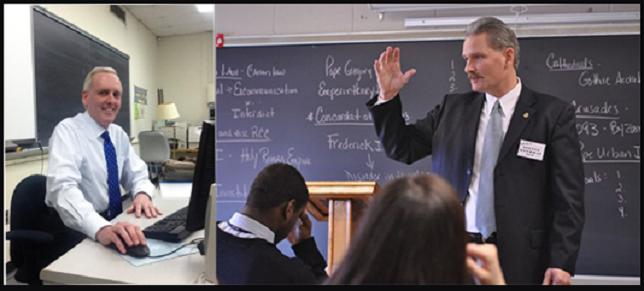 SCCC's J. Andrew Monahan and Steven Kuehhas Awarded Prestigious SUNY Chancellor's Award For Adjunct Teaching