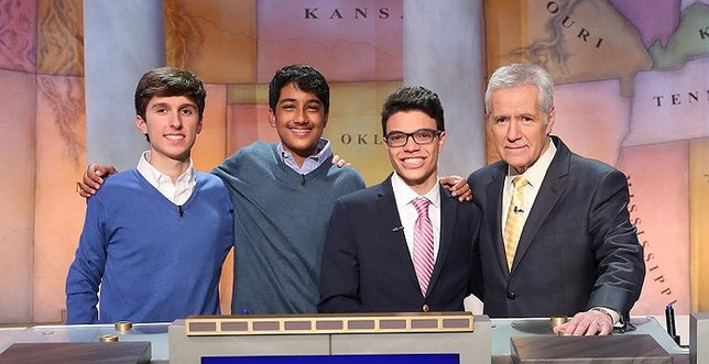 Jeopardy Teen Tournament Winner 53