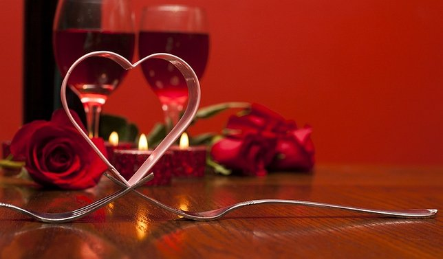 treat your special someone to a lovely valentine's day meal at one, Ideas