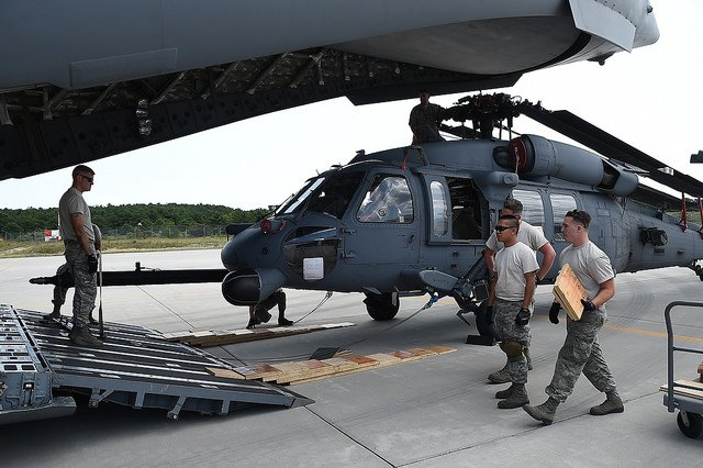 Delaware Nat'l Guard adds to Harvey relief efforts