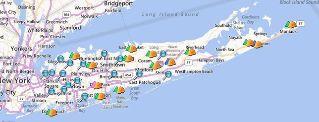 PSEG Scrambles to Restore Power to Thousands of Customers in ...