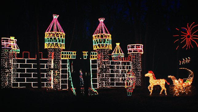 Girl Scouts of Suffolk County's 13th Annual Holiday Light Show ...