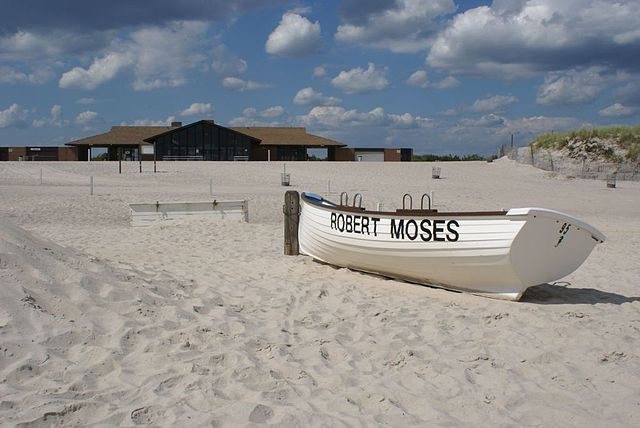 Proposal Would Change the Name of Robert Moses State Park