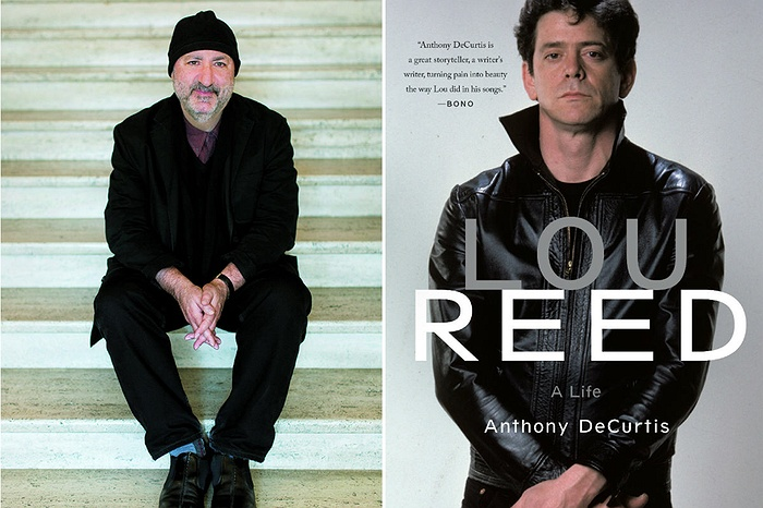 Rolling Stone Magazine's Anthony DeCurtis Talks Lou Reed & Clive Davis on Tom Needham's Sounds of Film