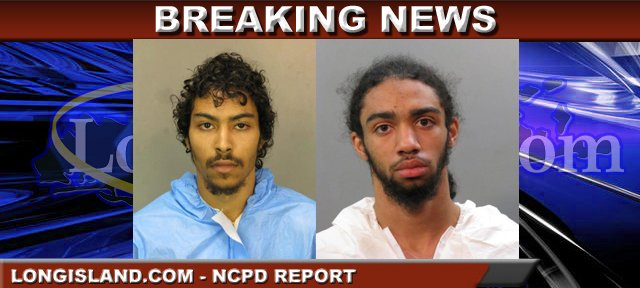 NCPD Announce Two Arrested Made in Connection with Levittown