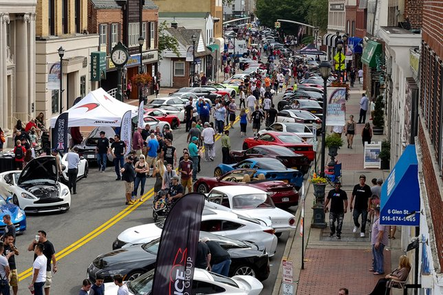 Exotic Car Show In Jericho Revs Its Engines For Diabetes Cure