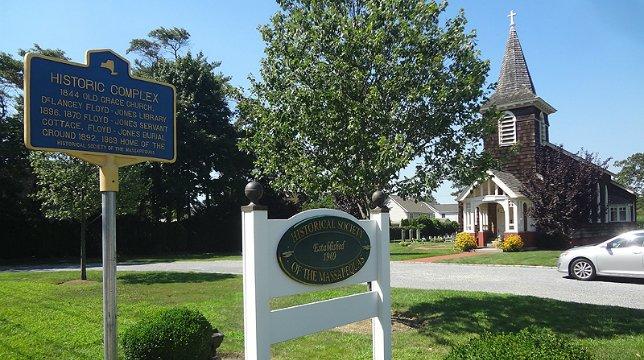 Massapequa's Old Grace Church: A Long Island Landmark