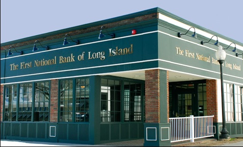 First of Long Island Net Income Edges Up