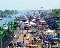 Nautical Mile Long Island Bars