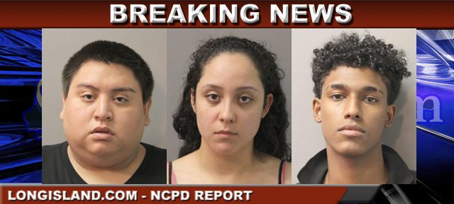 Three Nabbed by NCPD After Allegedly Mugging Victim Outside West