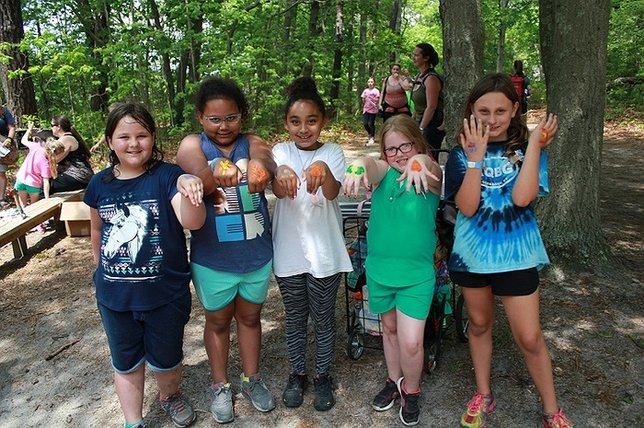 girl scouts of suffolk celebrates the 75th anniversary of