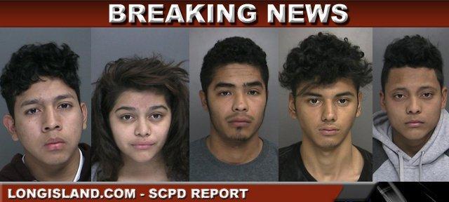 Suffolk DA: Five Arrested In Alleged MS-13 Gang Kidnap