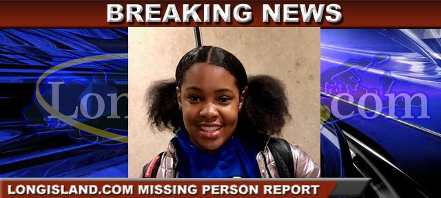 Nassau County Missing Persons Squad Seeking 13 Year-Old from
