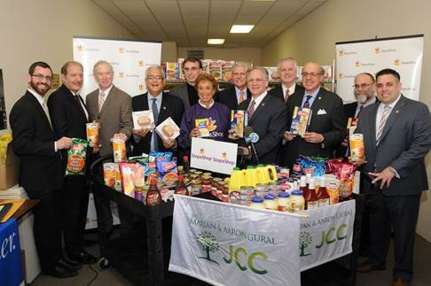 Mangano Joins Stop Amp Shop In Donating One Ton Of Kosher