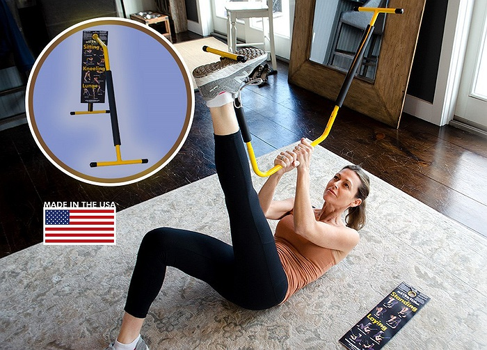 MyStretchBar - Long Island Professor and Inventor Introduces Unique, Effective Stretching Device Promoting Flexibility