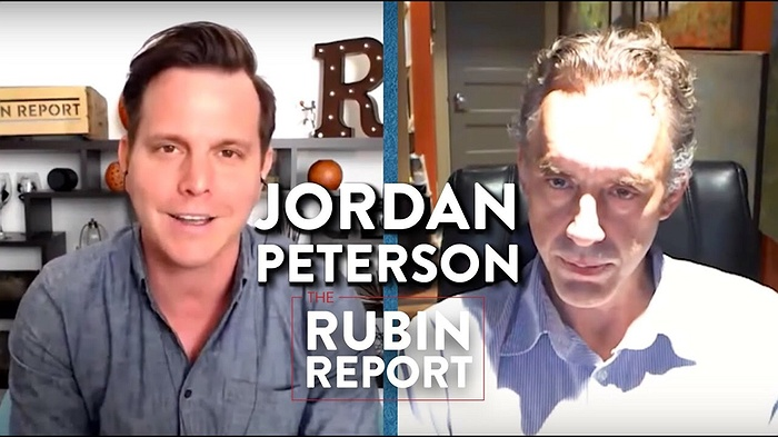 Intellectual Dark Web's Jordan Peterson, Dave Rubin & Scott Adams on Tom Needham's Sounds of Film