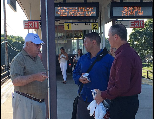 The 'summer from hell' arrives for Long Island commuters