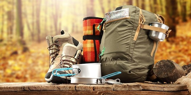 new concept 4af21 3977d Eight Camping Gear Essentials for Your Next Camping ...