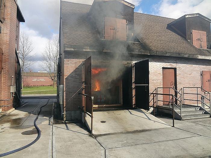 New York State Fire Academy Long Island