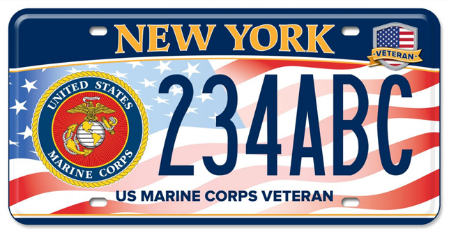 Governor cuomo announces new york 39 s first ever veteran for Free fishing license for veterans