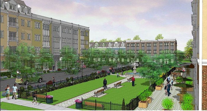 Westbury Village is Closer to Fulfilling Downtown Vision