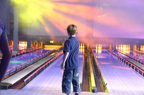 Cosmic Bowling Long Island
