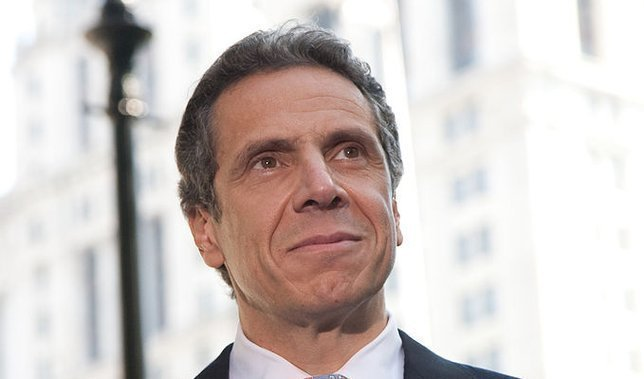Cuomo protests health care bill amendment