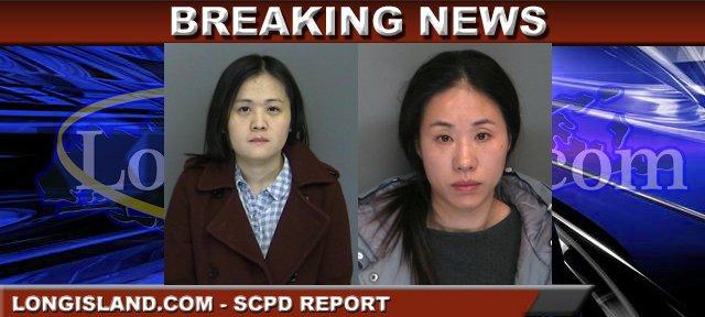 Suffolk Police Arrest Two Women During Smithtown Massage Parlor Raid