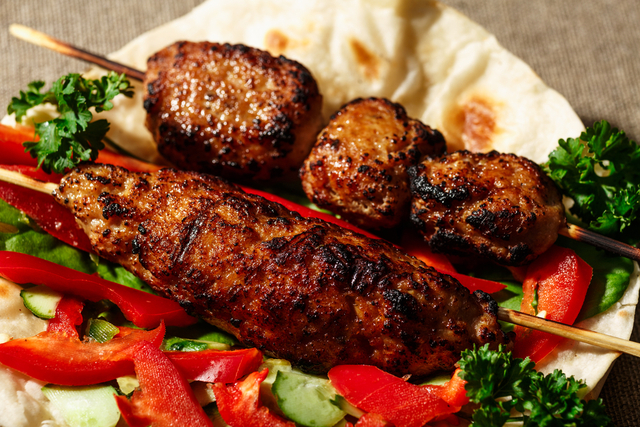 Four new Halal restaurants to try