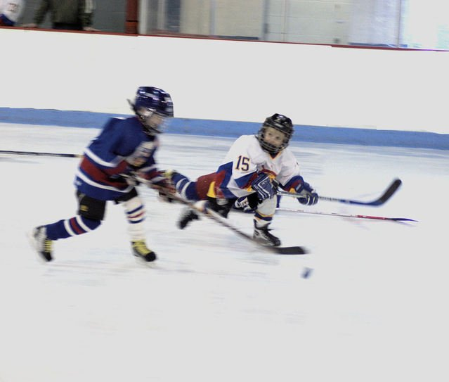 Long Island Ice Hockey Lessons