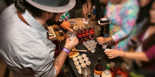 The 2019 Ny Cocktail Expo Comes To Mulcahy S In Wantagh