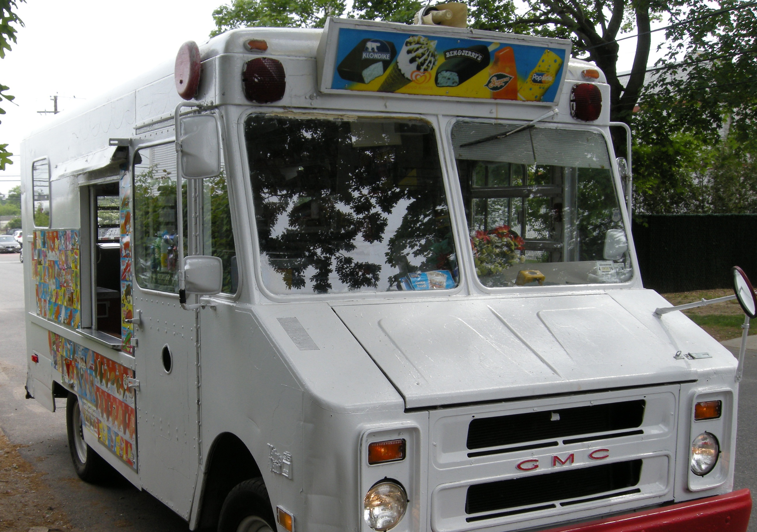 Ice Cream Truck Driver Arrested For Sexually Abusing A