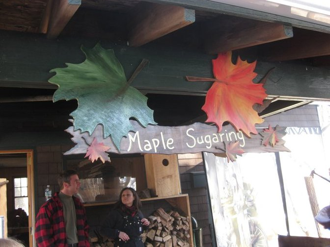 Spouting Syrupy Sweetness: 2016 Maple Sugaring Events on Long Island