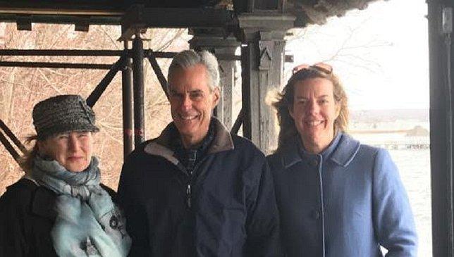 New Parks Committee Chairwoman Tours County's Vanderbilt
