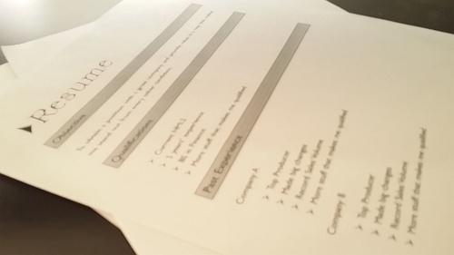 Long island resume help