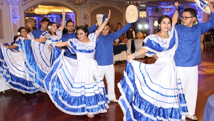 Village Of Hempstead Celebrates Salvadorian Culture