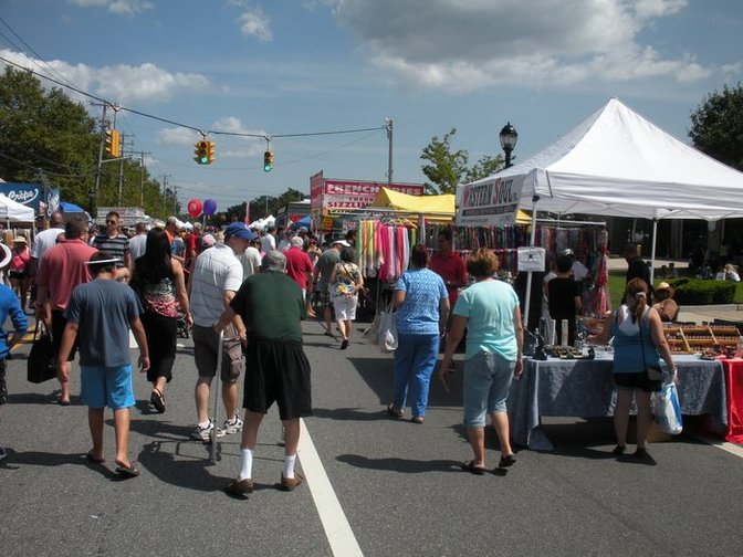 May 2018 family fun guide family for Craft fairs long island