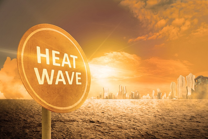 Heat Advisory for Long Island with a Chance of a Storm