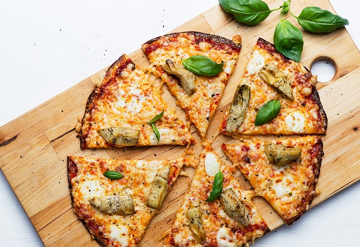Cauliflower Pizza on the Rise: Where to Find Them on LI