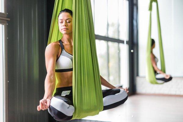 6 Places To Take An Aerial Yoga Class On Long Island Longisland Com