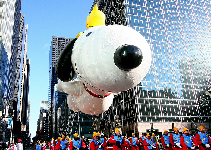 Snoopy Thanksgiving Float >> 2015 Macy's Thanksgiving Day Parade: Kicking-Off the Holiday Season with Cheer! | LongIsland.com