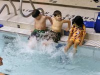 Registration Dates For Winter Session Swim Lessons And Exercise Classes At The Nassau County