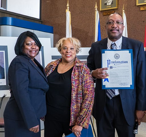 Suffolk's Dr. Shaun L. McKay and Theresa Sanders Honored as Prominent  Leaders | LongIsland.com