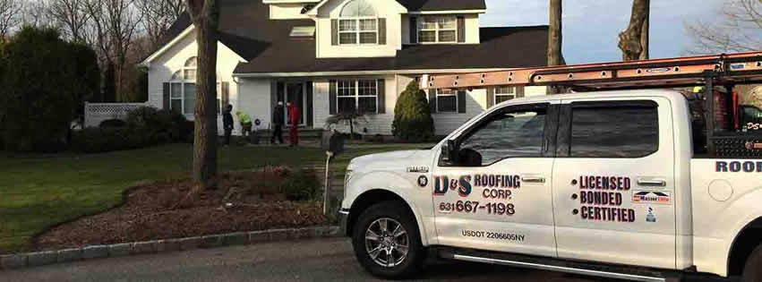 D S Roofing In Long Island Deer Park Ny