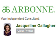Arbonne by Jacqueline Gallagher