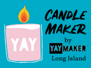 Candle Maker with Yaymaker