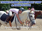 Thomas School of Horsemanship Day Camp